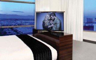 Hotel TV Lift Cabinet