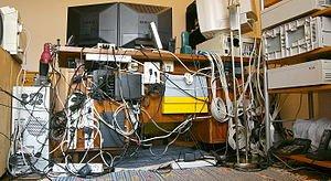 hide tv cables