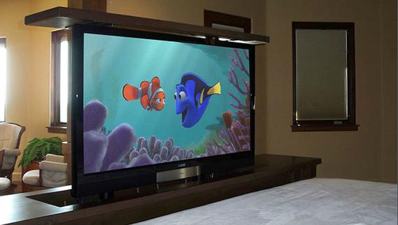 Vertical Tv Lift Vs Horizontal Tv Lift Nexus 21