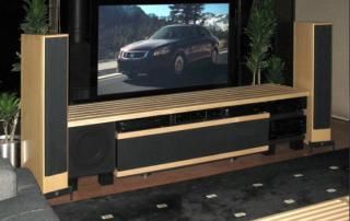TV Lift Bench