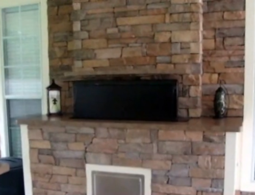 Kitchen Counter TV Lifts