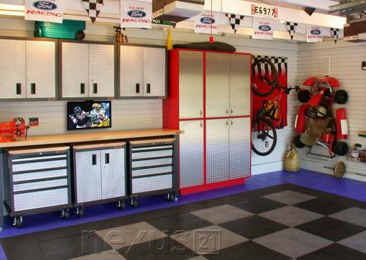 Garage TV Lift