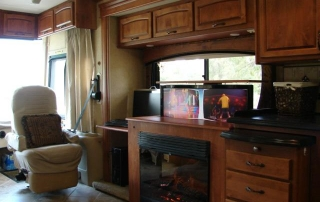 RV TV Lift