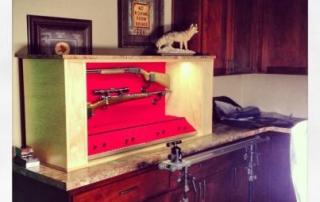 Gun Storage Lift