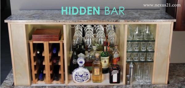 TV Lift Bar