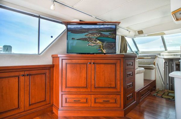Yacht-Concealed-TV