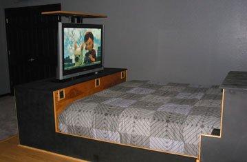 End Of Bed Tv Lift Bedroom Gallery Nexus 21