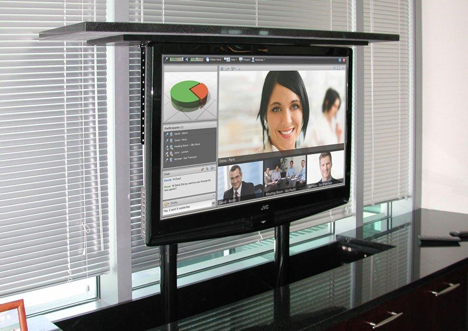 tv pop up cabinet pop up tv cabinets for flat screens. Black Bedroom Furniture Sets. Home Design Ideas