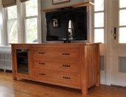 Solid-Cherry-Custom-TV-Lift-Cabinet-6