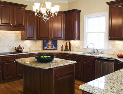 Kitchen TV Lifts – a Modern Convenience for the Modern Homeowner