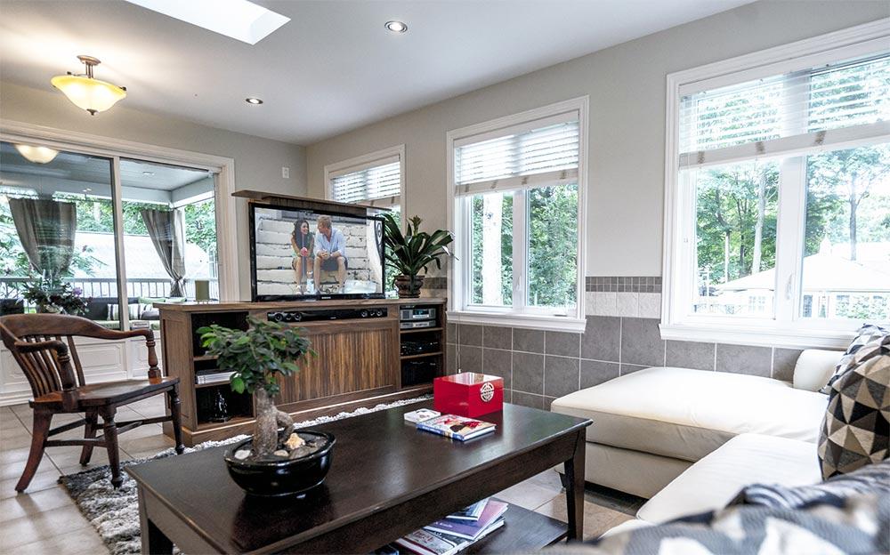 Vertical TV Lifts & Horizontal TV Lifts