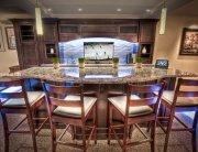TV in Bar Entertainment Area