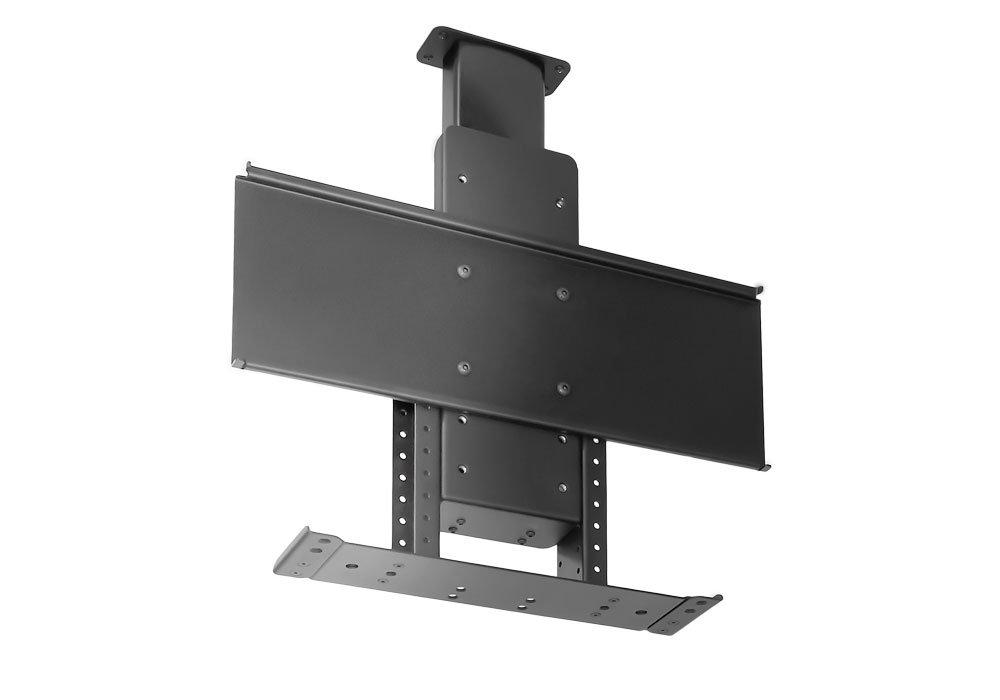 Compact drop down tv lift nexus 21 tv lifts for Motorized ceiling drop down tv mount
