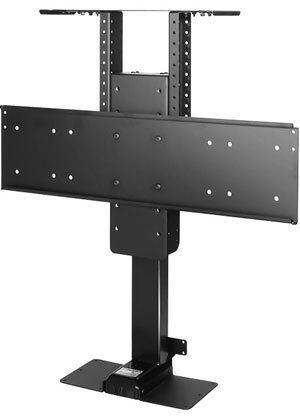 Newport tv lift cabinet with swivel c up to 50 for Tv lift motor mechanism