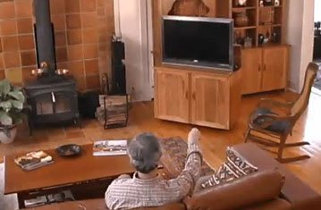 Mobile TV Lift Cabinet