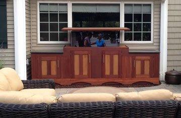 Outdoor Tv Case Outdoor Tv Furniture With Pop Up Features Nexus 21