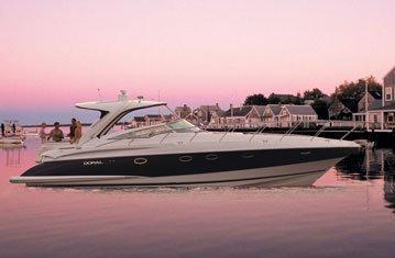 Pop Up Swivel TV in Luxury Watercraft