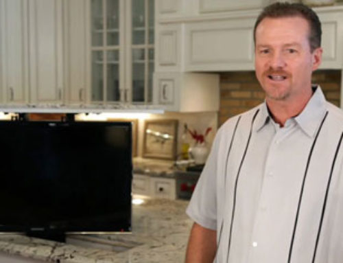 Real Estate Developer Says TV Lifts Help Sell Homes
