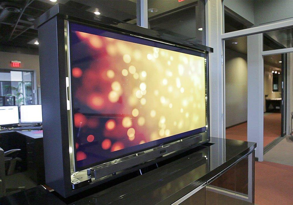 Enclosure TV Lift