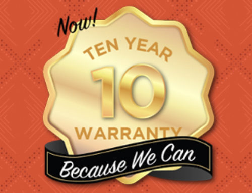 10-Year Warranty on Motorized TV Lifts & All Other TV Lifts