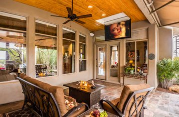 Folding Ceiling Tv Mount Cool Patio Flip Down Tv Outside
