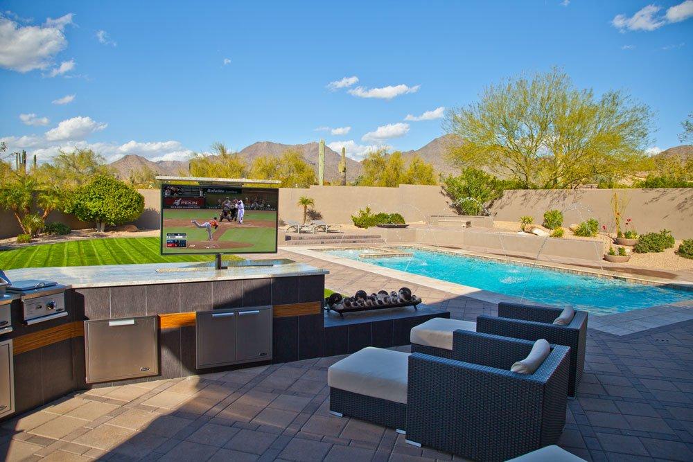 Great Outdoor TV Lift