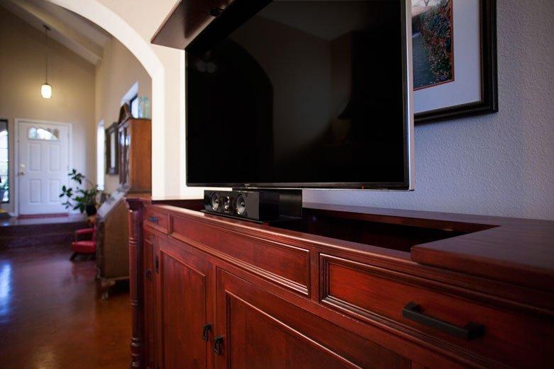 Speaker Shelf