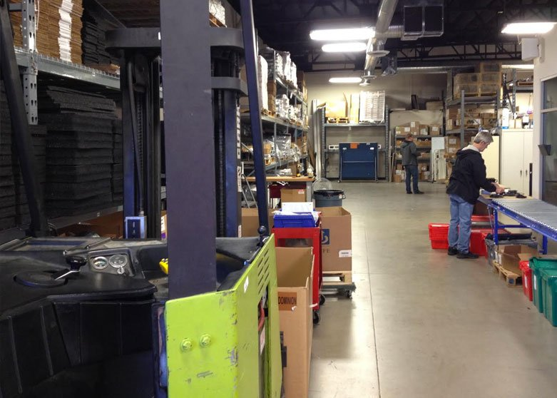 Nexus 21 Scottsdale Warehouse