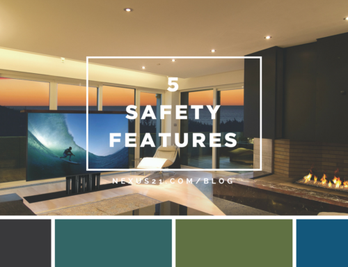 5 Safety Features in All Nexus 21 TV Lifts