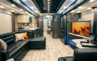Switching to Custom, Luxury Motorcoaches Propelled Business
