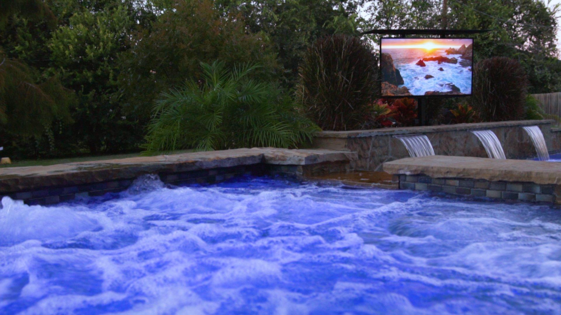 Luxurious Outdoor Space Redefined – Nexus 21