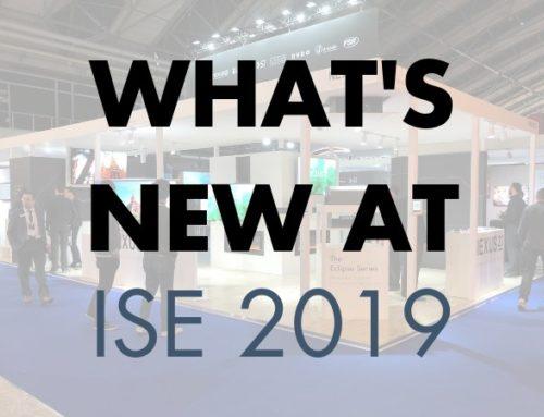 ISE 2019: New from Nexus 21
