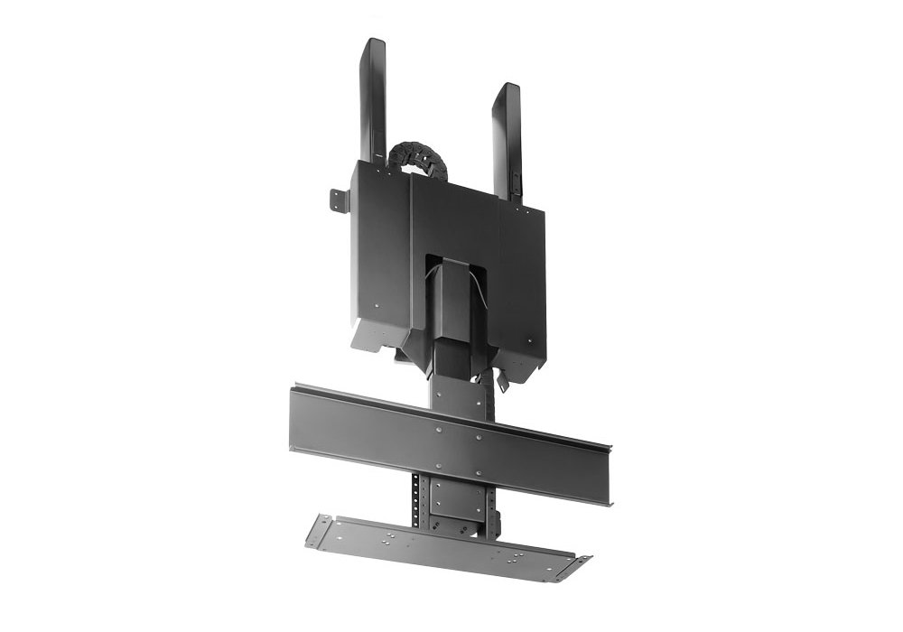 Drop down tv mount retractable ceiling tv mounts nexus 21 - Pull down tv mount ...