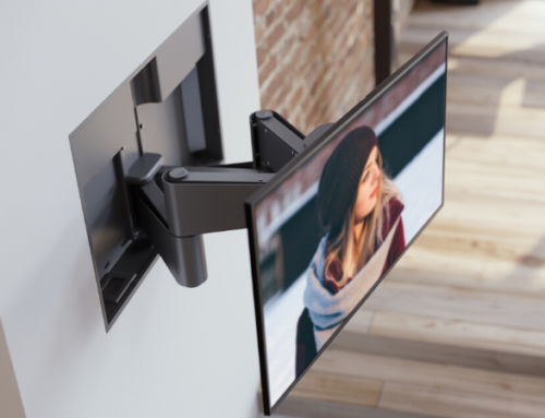 Nexus 21's Apex Poised to Reset the Industry's Expectations of Motorized Wall Mounts