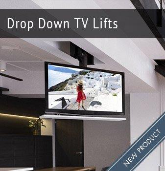 Drop Down TV Lift